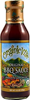 Organicville BBQ Sauce Original -- 13.5 fl oz - 2 pc