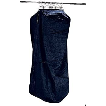 Heavy-Duty Canvas Garment Bags 47 Length ClosetHangerFactory 1662