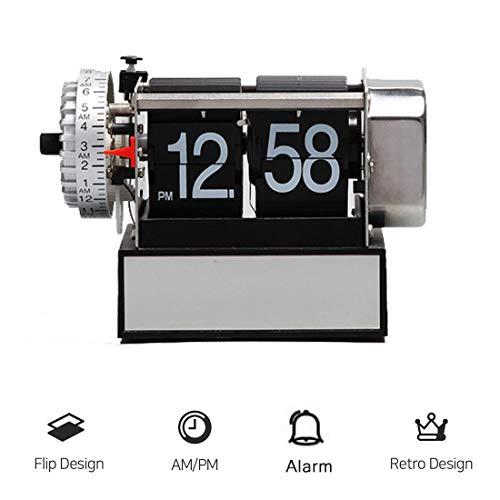 Flip Clock, Retro automático