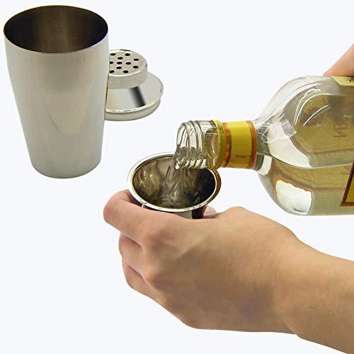 Fackelmann Cocktailmaß aus Edelstahl - 5