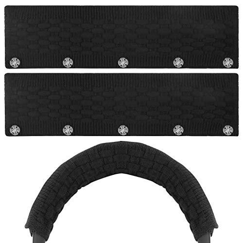 Geekria - Funda para diadema para auriculares Bose con cancelación de ruido 700, NCH 700, NC 700 de repuesto para diadema, cojín cómodo, funda protectora de almohadilla superior (negro)