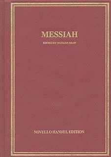 The Messiah: Vocal Score - Novello Händel Edition