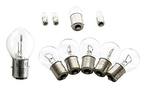 Lampenset12V für Vape Zündung S50, S51, S70