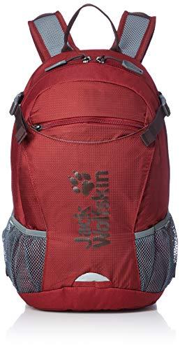 Jack Wolfskin Unisex-Erwachsene Velocity 12 Secousse de vélo Radrucksack, Rot (red maroon), One Size