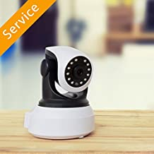 Wireless IP Camera Setup