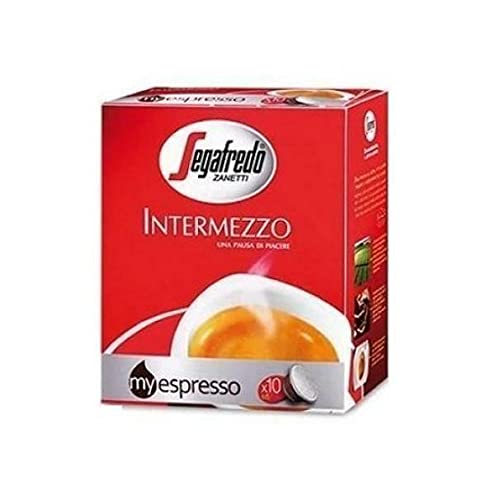 SEGAFREDO ZANETTI 120 CAPSULE MY ESPRESSO INTERMEZZO