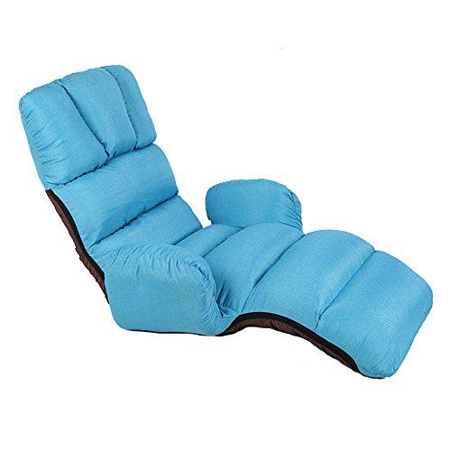 XING ZI LAZY SOFA L-R-S-F Canapé Paresseux, Salon, Chaise Longue Multi-pièces, Chaise Pliante Amovible Lavable (Couleur : 4#)