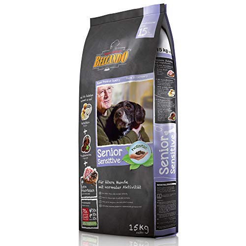 Belcando - Cibo per cani Senior Sensitive, 15 kg