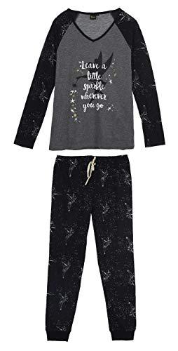 Tinker Bell Mujer Pijama Largo