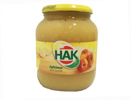 Hak Apfelmus 370 ml