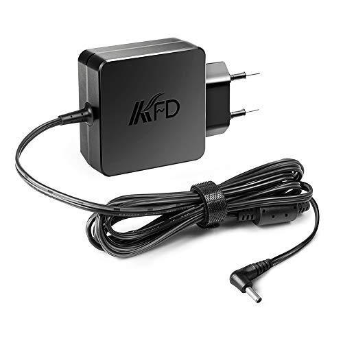 KFD Ladegerät Netzteil 5V 4A 20W Ladekabel für Lenovo Miix 300 310 320 325 300-10IBY 320-10ICR 325-10icr, iota One 10.1, Lenovo Ideapad 100S-11IBY 100S 80R2 Z3735F ADS-25SGP-06 05020E Z8350 310-80SG