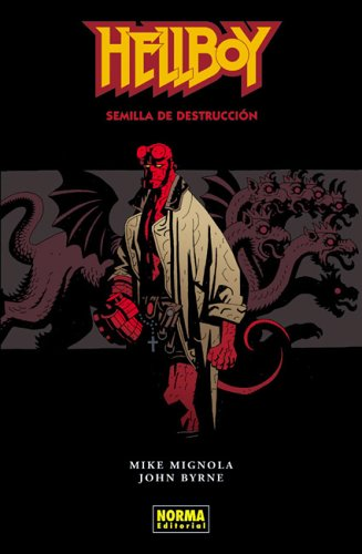 Semilla De Destruccion: 1 (Hellboy)