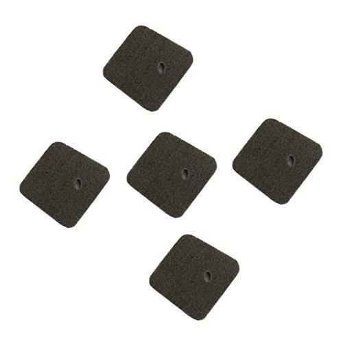 Baoblaze 5X Filtre à Air Outillage de Jardin Pièces pour Stihl Fc55 Fs38 Fs45 Fs46 Fs55 Fs75