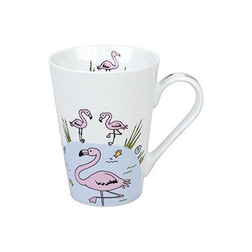 Könitz Becher Globetrotter - Flamingo