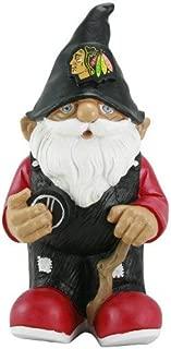 Chicago Blackhawks Mini Hockey Gnome Figurine