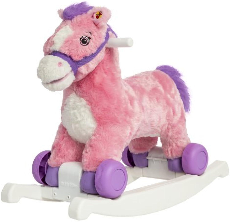 Rockin' Rider Candy 2-in-1 Rocking Pony by Rockin' Rider