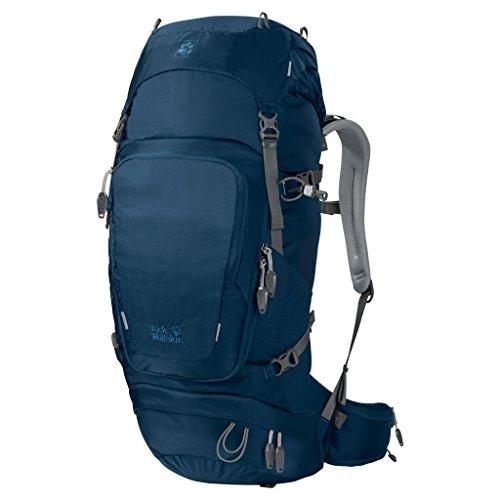 Jack Wolfskin Damen Orbit 32 Pack Wandern Outdoor Trekking Rucksack, Poseidon Blue, ONE Size