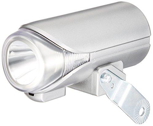 パナソニック(Panasonic)ハイパワーLEDかしこいランプV3前照灯シルバーSKL080YD-614自転車