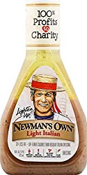 Newman's Own vegan Salad Dressing