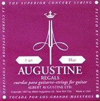CUERDAS GUITARRA CLASICA - Augustine (Regals) Concierto (Juego Completo)