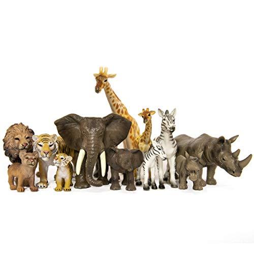 SANDBAR TOYS Safari Animals Set ( 12...