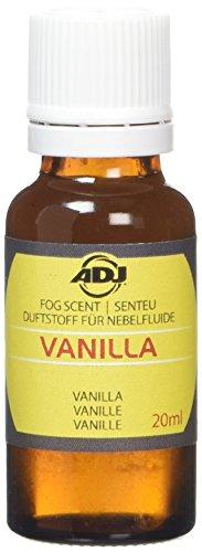 ADJ - Nebbia per effetti, aroma: vaniglia, 20 ml