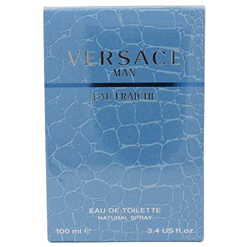 Versace Man Eau Fraiche 3.4 oz Eau de Toilette Spray