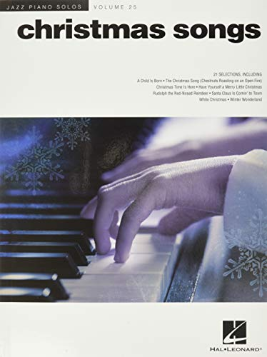 Christmas Songs: Jazz Piano Solo...