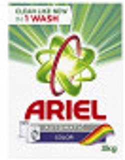 Ariel - Color Automatic Laundry Powder Detergent 3 kg
