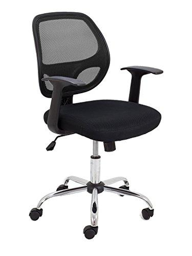 Office Essential Mesh Back Swivel Desk Chair