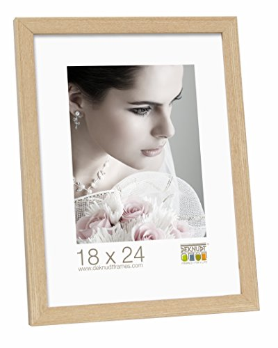 Deknudt Frames S44CH1 Basic Cadre Photo Bois/MDF Chêne Fin 40 x 60 cm
