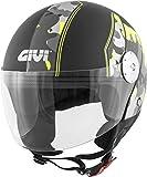 GIVI /CASCO D-JET 10.7 MINI-J 60/L