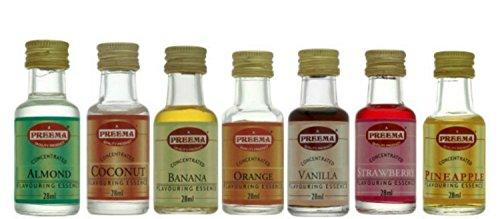 Preema 7 Essence Combo Pack -7 x 28ml