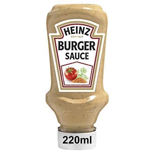 Heinz Salsa Burguer envase 220ml