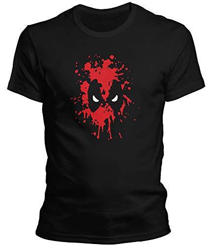Deadpool Comic Hero T-Shirt XS-4XL Edition 4 (M)
