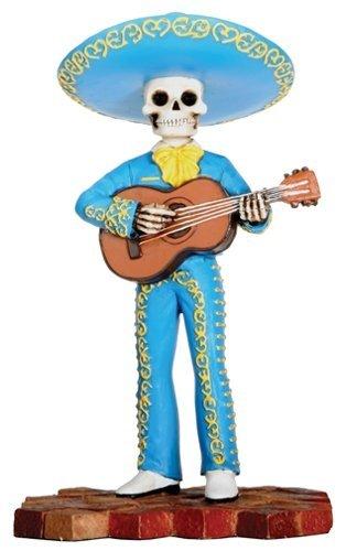 Summit StealStreet Mariachi Band Trio Guitarra Esqueleto Figura Decorativa