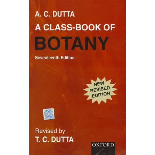 A Class Book of Botany