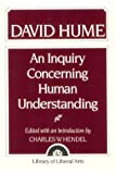 Hume - An Inquiry Concerning Human Understanding - Pearson