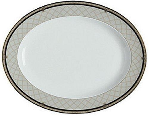 Royal Doulton Baroness Plat ovale 33,7 cm