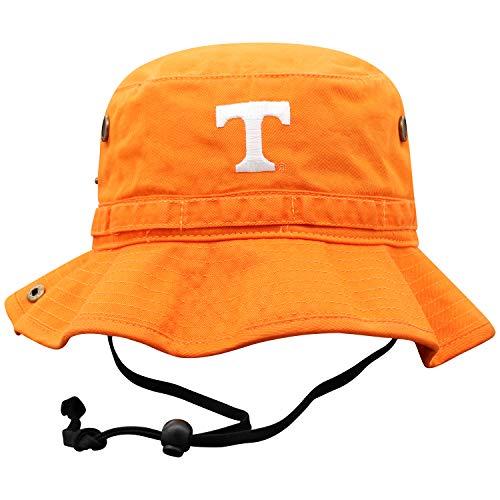 Top of the World Tennessee Volunteers Men's Adjustable Team Icon Bucket Hat, Adjustable