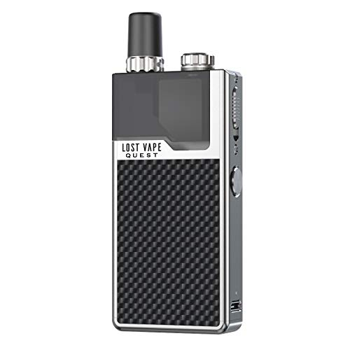 Lostvape Orion Q POD Kit 17W Silver   Lost Vape  * Producto SIN NICOTINA *  -...