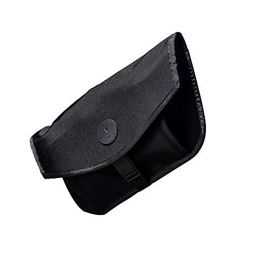 ALPAKA Alpha Sling: The World's Lightest Bag for Tablets, Fidlock Magnetic Lock, Waterproof Bag (Black)