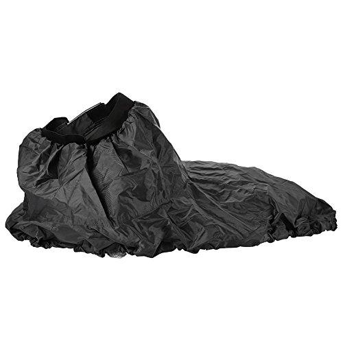 Falda de Kayak, Cubre Bañeras para Protección contra Salpicaduras, Impermeable, Nylon(Gris)