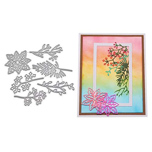 Plantillas de troquelado para decoración de álbumes de recortes, tarjetas, álbumes de recortes, marcos de fotos