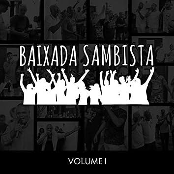 Baixada Sambista, Vol. 1 (Ao Vivo)