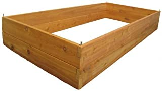 cedar boards for garden beds