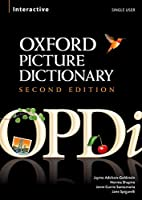 Oxford Picture Dictionary Interactive: Single User (Oxford Picture Dictionary Second Edition)