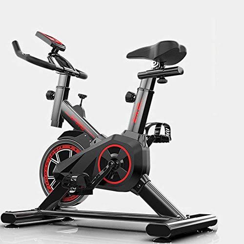 AJH Regolabile Indoor Spinning Standard di Perdita di Biciclette casa Cyclette Peso Ultra-Silenzioso Coperta Pedale Esercizio Attrezzature Fitness