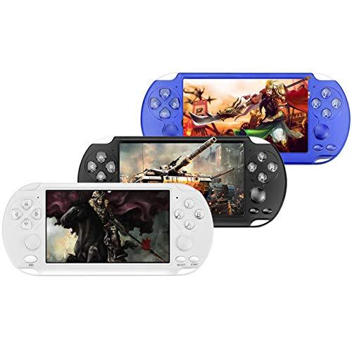 Handheld-Spielekonsole, X9-s 8G Retro-Spielekonsole Videospiel 5,1 'HD-Bildschirm mit...