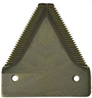 Sickle Section Shape 2 TS H Plated 10 pack Hesston 1014 1010 6610 6450 6600 500 8200 6400 6200 300 1091 1090 620 520 8100 8400 600 1070 New Holland 907 912 909 910 Case IH 8830 8820 8840 Versatile